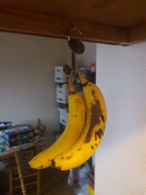 You have a banana hook!